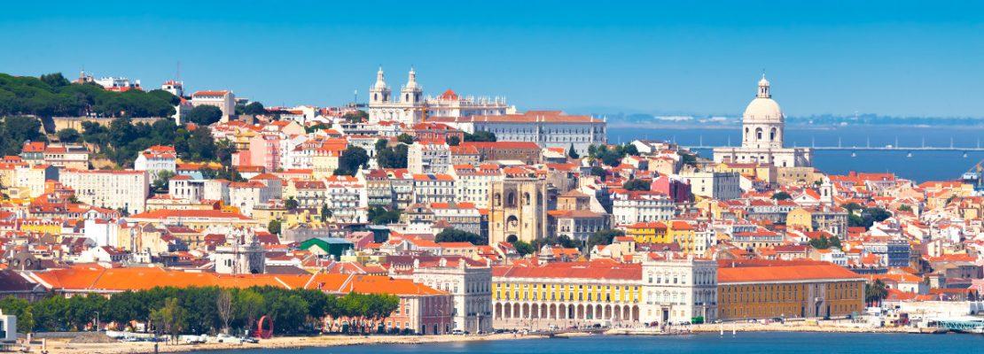 Storbyferie i Lisboa