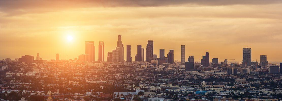 Storbyferie i Los Angeles