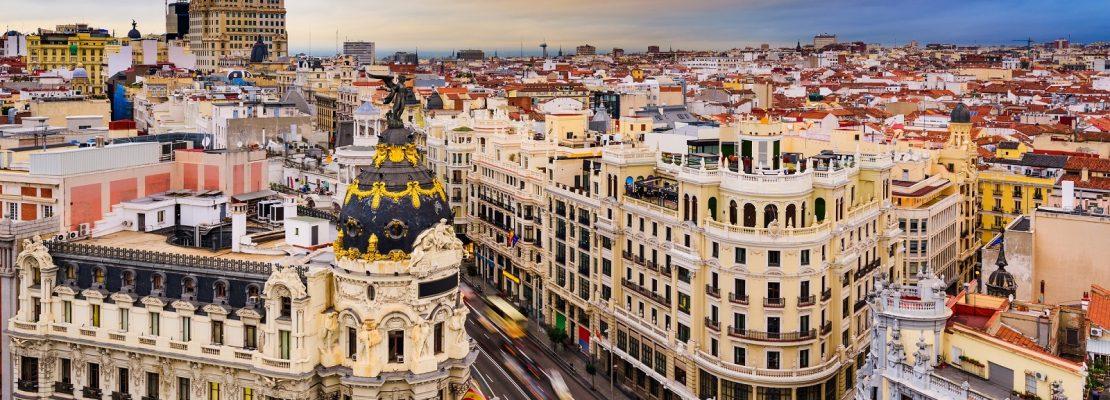 Storbyferie til Madrid