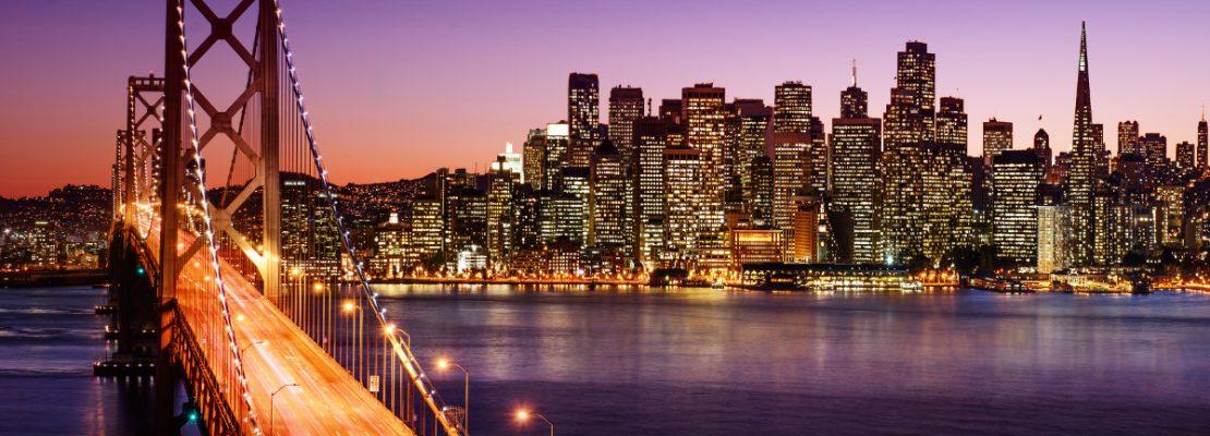 Storbyferie til San Francisco