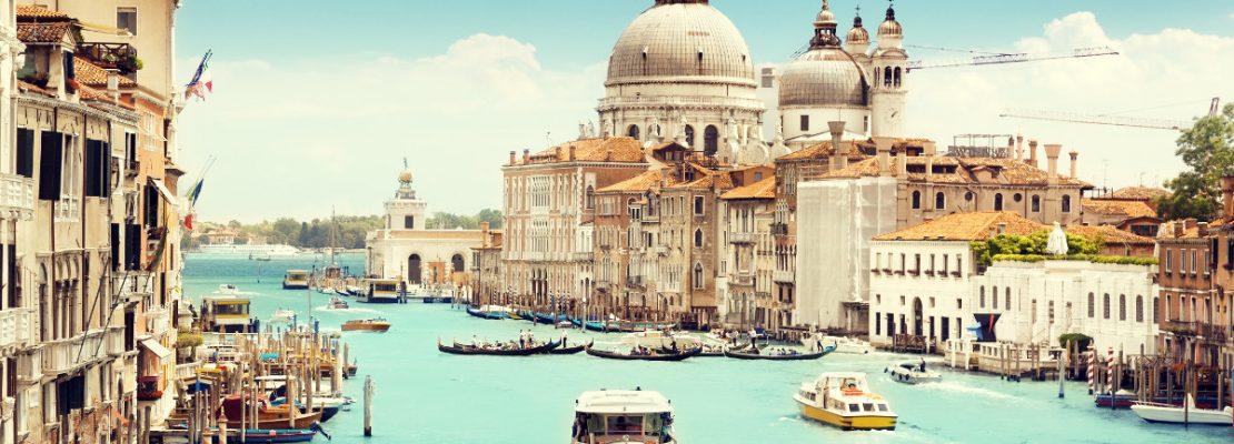Storbyferie til Venezia